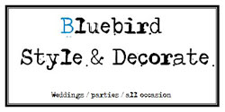 Business Logo for Bluebird Style and Decorate