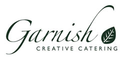 Business logo for Garnish Creative Catering