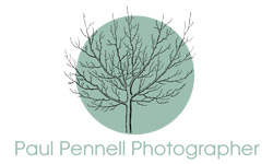 Business logo for Paul Pennell Photography