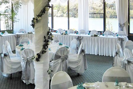 Wedding function venue at River View Function Centre at Nowra Golf Club