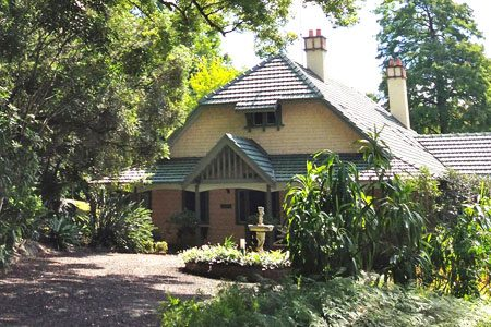 Illowa Heritage House wedding accommodation in the Shoalhaven.