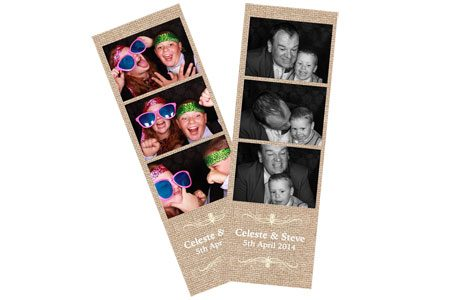 Party Pix Photobooth Hire for south coast weddings.