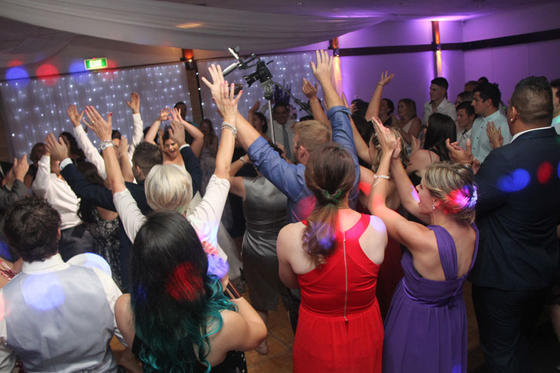 Pro DJs Australia wedding DJ and Master of Ceremonies
