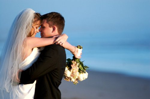 Beach Weddings On The South Coast