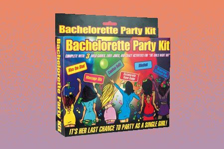 Bachelorette Party Kit available from The Devils Toybox